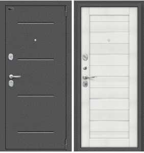 ДС Porta S-2 104/П22 Bianco Veralinga/Антик серебро