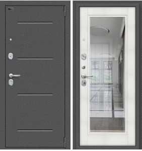 ДС Porta S-2 104/П61 Bianco Veralinga /Антик серебро
