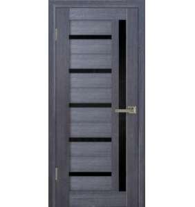 Экстра 12 серый дуб(грей) черное стекло хит продаж